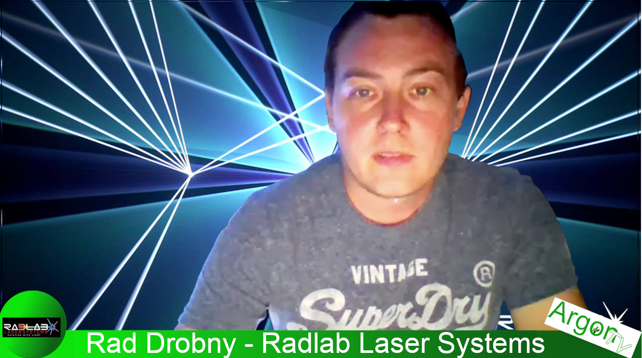 Rad Drobny - Laser Photography